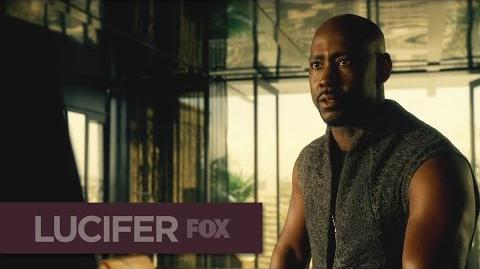 """LUCIFER An Offer from """"Lucifer, Stay. Good Devil"""" FOX BROADCASTING-0"""