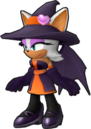 Sonic Runners Halloween Rouge model.png