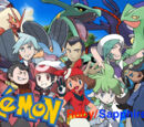 Steven Star/Pokemon Marathon - Ruby, Sapphire and Emerald