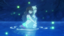 Zera hugs Mavis in the lake.png