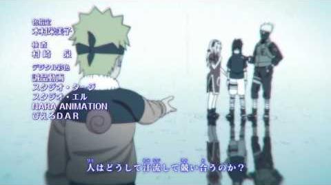 Naruto Shippuden Ending 36 (TVA)