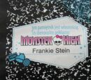 Pamiętnik Frankie Stein