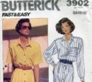 Butterick 3902 A