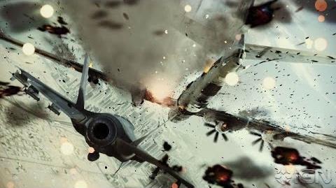 Battlefield 3 F-35 Flight and Combat Demonstration