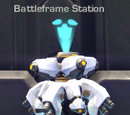 Battleframe Station