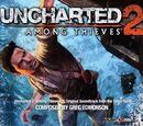 Uncharted 2: Pośród złodziei (ścieżka dźwiękowa)