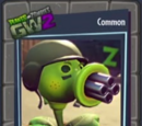 Gatling Pea (PvZ: GW)