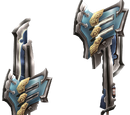 Frontier Generation Switch Axe Renders 2