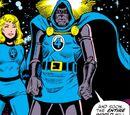 Fantastic Four members (Earth-7712)