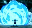 Elemento Fuego divino