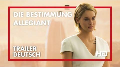 Allegiant - Trailer