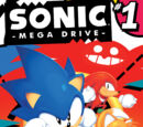 Sonic: Mega Drive Issue 1
