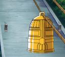 ¡¿Perseguidor o perseguido?! ¡Confrontación en el templo o.k.!