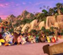 The Boomerang/New Angry Birds Movie Pictures!