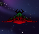 Lord Dominator's ship