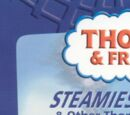 Steamies vs. Diesels and Other Thomas Adventures