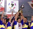 Campeón Copa Libertadores 2000