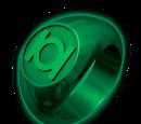Wyposażenie Korpusu Zielonych Latarni