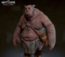 The Witcher 3 images — Monsters
