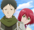 Akagami no Shirayukihime:Episode 21