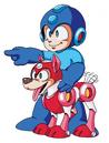 MM3 Mega Man and Rush.png