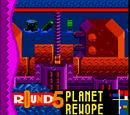 Planeta Automaton (Ristar the Shooting Star) (8-bit)