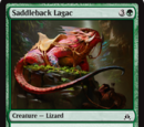 Saddleback Lagac