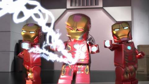 LEGO Marvel Super Heroes: Avengers Reassembled Season 1 4