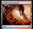 Wandering Fumarole