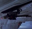 Canhões de blaster