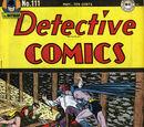 Detective Comics Vol 1 111