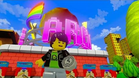 LEGO Dimensions Midway Arcade Trailer