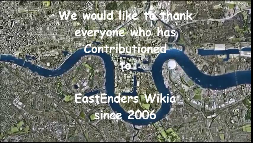 EastEnders Wikia 10th Anniversary