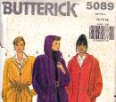Butterick 5089 D