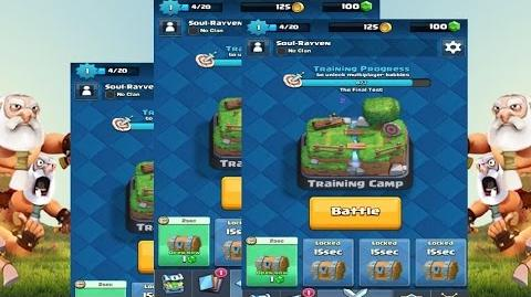 Multi comptes Clash Royale sur Android et dons de cartes à volonté ! Rayven Papys Warriors