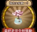 櫻花朵朵骰子咖啡店開張!