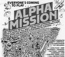 Alpha Mission