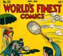World's Finest Vol 1 25