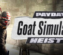 The Goat Simulator Heist (DLC)