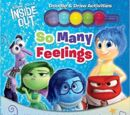 Inside Out: So Many Feelings: Riley's World Inside and Out