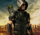 Arrow (TV Series) Characters