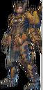 MHO-Tigrex Armor (Gunner) (Female) Render 001.png
