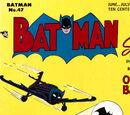 Batman Vol 1 47