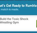 WrestleMania in Quahog Event
