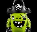 Свинья-пират