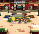 Locations in Paper Mario: Color Splash