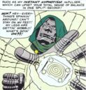 Doctor Doom's Armor, Instant Hypnotism Impulser, Victor von Doom (Earth-616) from Fantastic Four Vol 1 40.jpg