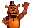 Five Nights at Freddy's (Nintendo)