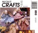 McCall's 893