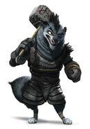 Boss Wolf